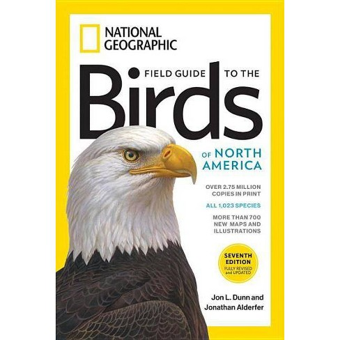 National Geographic Field Guide to the Birds of North America, 7th Edition - (Paperback) - image 1 of 1