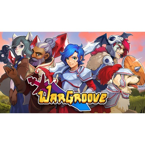 WarGroove - Nintendo Switch (Digital) - image 1 of 4