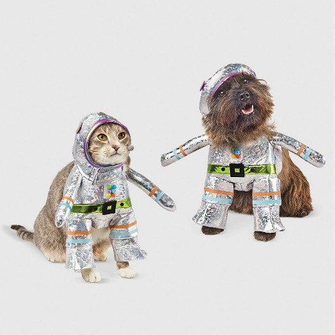 Robot Halloween Dog and Cat Costume - Hyde & EEK! Boutique™ - image 1 of 4