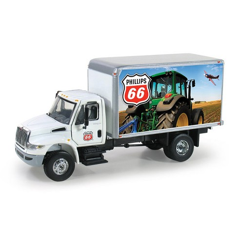 International DuraStar Phillips 66 Delivery Truck 1/50 Diecast Model by First Gear - image 1 of 1