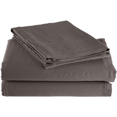 Rayon from Bamboo Solid Deep Pocket Sheet Set - Blue Nile Mills