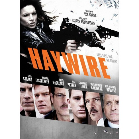 Haywire (dvd_video) - image 1 of 1