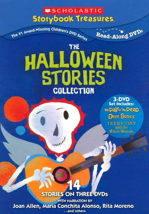 Halloween stories collection:Vol 2 (DVD) - image 1 of 1