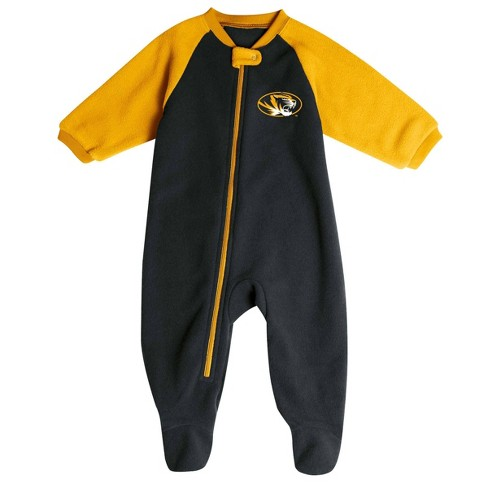 NCAA Missouri Tigers Infant Blanket Sleeper - image 1 of 2