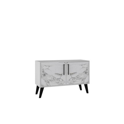 Amsterdam Double Side Table 2.0 - Manhattan Comfort