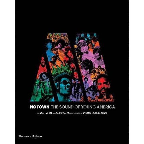 Motown - by  Adam White & Barney Ales (Hardcover) - image 1 of 1
