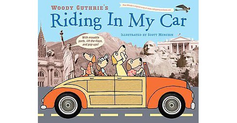 Riding in My Car (School And Library) (Woody Guthrie) - image 1 of 1