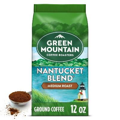 Green Mountain Coffee Nantucket Blend Ground Coffee - Medium Roast - 12oz