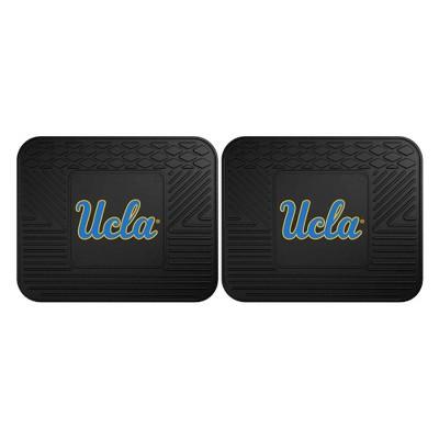 NCAA University of UCLA Bruins Vinyl Utility Mat Set - 2pc
