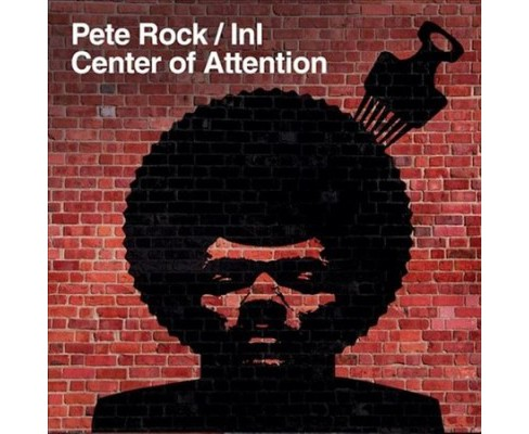Pete Rock - Center Of Attention (Vinyl) - image 1 of 1