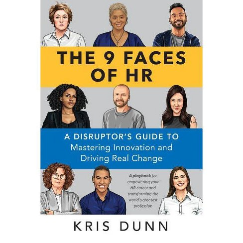 The 9 Faces of HR - by  Kris Dunn (Paperback) - image 1 of 1