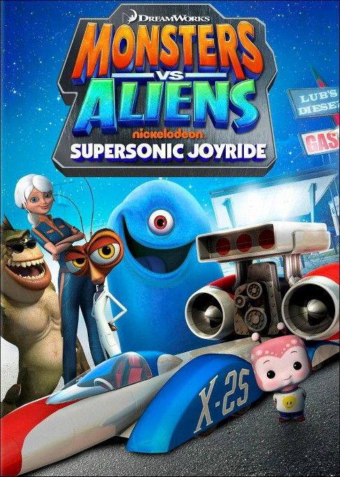 Monsters vs. Aliens: Supersonic Joyride - image 1 of 1