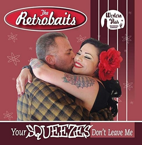 Retrobaits - Your squeezes don't leave me (CD) - image 1 of 1