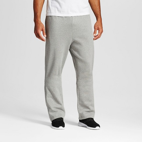 e43e5d08 Men's Big & Tall Sizes Fleece Sweatpants - C9 Champion® Stone Gray MT :  Target
