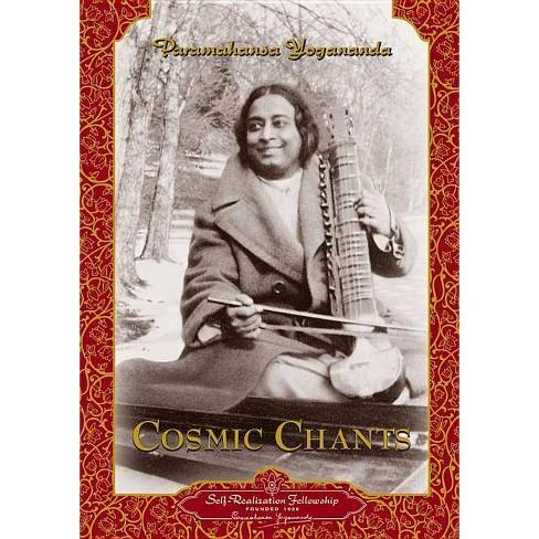 Cosmic Chants - 6 Edition by  Paramahansa Yogananda (Paperback) - image 1 of 1
