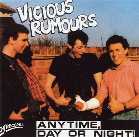 Vicious rumours - Anytime day or night (Vinyl) - image 1 of 1