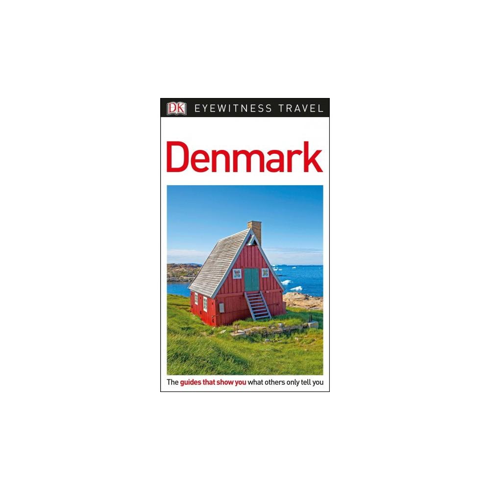 DK Eyewitness Denmark - (DK Eyewitness Travel Guides Denmark) (Paperback)