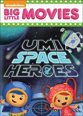 Team Umizoomi: Umi Space Heroes (DVD)