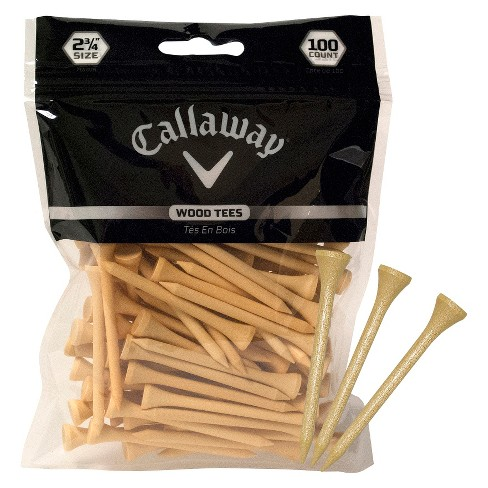 Callaway 2.75 Wood Golf Tees - image 1 of 1