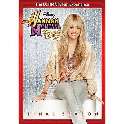 Hannah Montana Forever: Final Season (DVD)(2011)