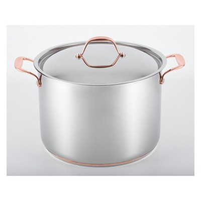 Stockpot 12qt Copper - Threshold™