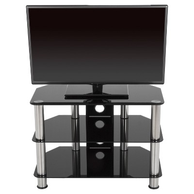 "42"" TV Stand with Cable Management - AVF"