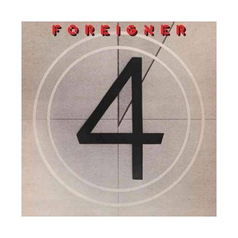 Foreigner - 4 (Vinyl) - image 1 of 1