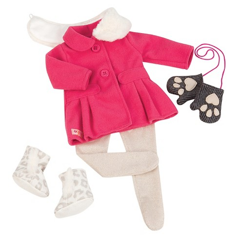 Our Generation® Deluxe Outfit - Snow Sweet™ - image 1 of 4
