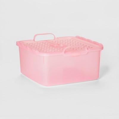 3.5gal Medium Toy Storage Bin Pink - Pillowfort™