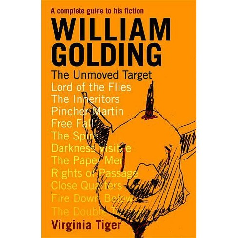 William Golding - by  Virginia Tiger (Paperback) - image 1 of 1