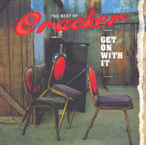 Cracker - Get on with it:Best of (CD) - image 1 of 1