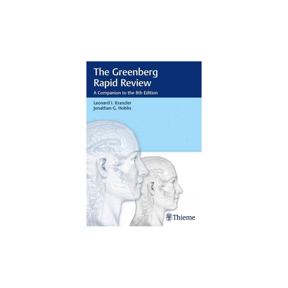 Greenberg Rapid Review : A Companion to the 8th Edition (Paperback)