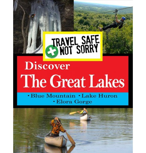 Travel Safe Not Sorry:Great Lakes (DVD) - image 1 of 1