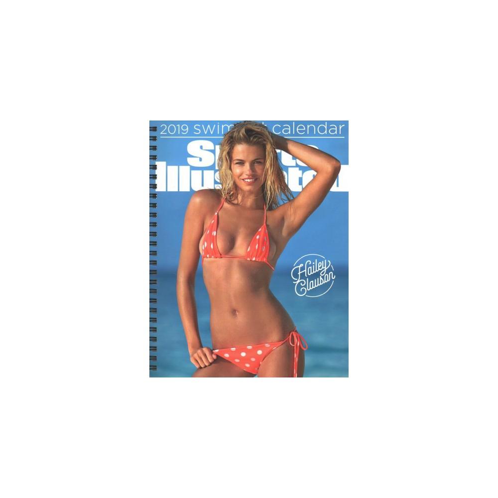 Sports Illustrated Swimsuit 2019 Calendar - (Paperback)