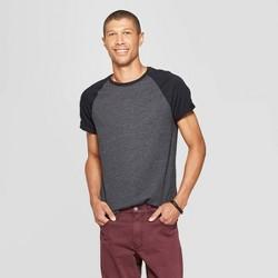Men's Standard Fit Short Sleeve Novelty Crew Neck T-Shirt - Goodfellow & Co™