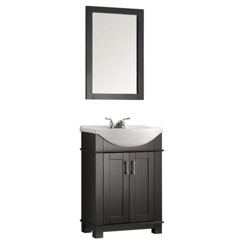 Fresca Hartford 24 Traditional Bathroom Vanity Target