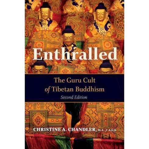 Enthralled - by  Christine A Chandler C a G S (Paperback) - image 1 of 1