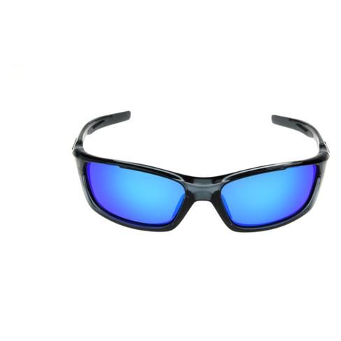 4bf418fec0 Men s Ironman Ironflex Polarized Wrap Sunglasses   Target