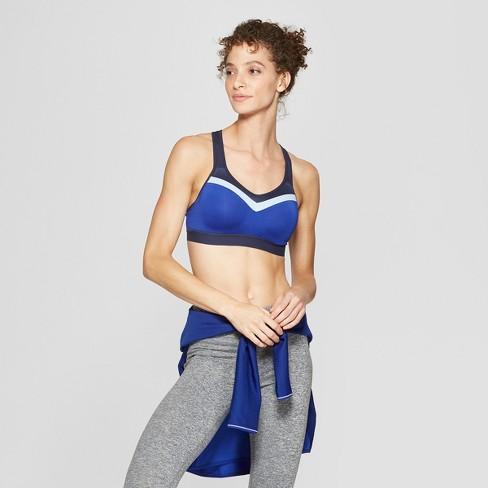 bbdde7bbfc Women s Power Shape Medium Support Sports Bra - C9 Champion® Blue ...