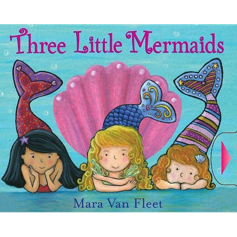 Three Little Mermaids (Board) by Mara Van Fleet - image 1 of 1