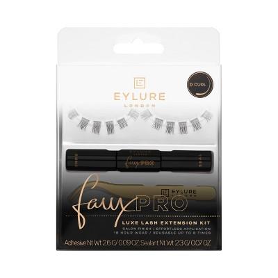 Eylure Faux Pro D Curl Luxe Lash Extension Kit