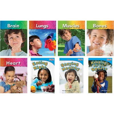 Teacher Created Materials Healthy You Set, Grades 1 to 2, set of 8
