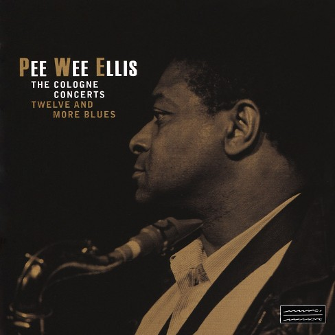 Pee wee ellis - Cologne concerts (CD) - image 1 of 1