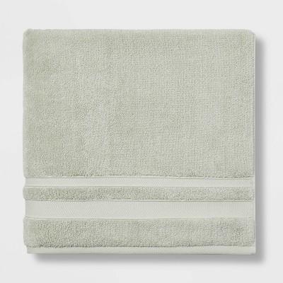 Performance Bath Towel Light Green - Threshold™