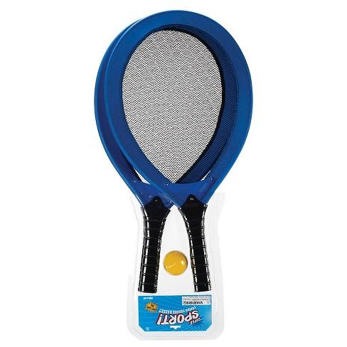 Toysmith Jumbo Tennis Racket Set Target