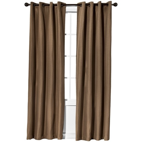 Fairfax Thermaweave Light Blocking Curtain Panel - Eclipse™ - image 1 of 1