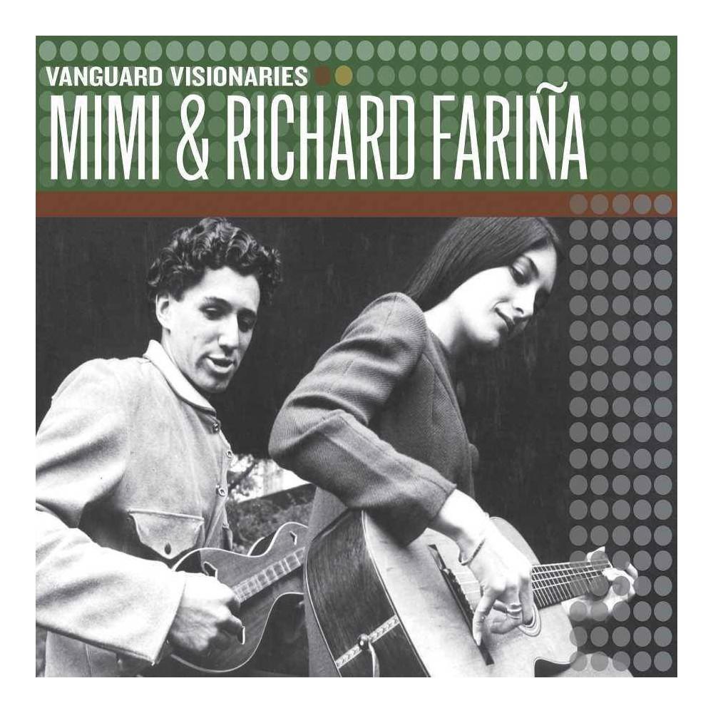 Mimi And Richard Farina Vanguard Visionaries Cd