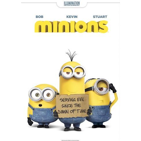 Minions (DVD) : Target