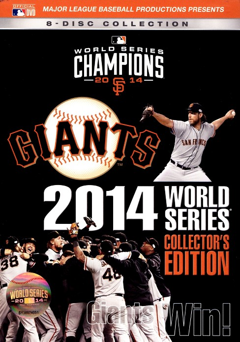 San francisco giants:2014 world serie (DVD) - image 1 of 1