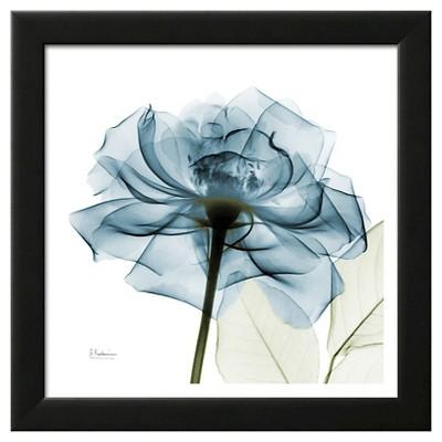 Blue with Black Frame